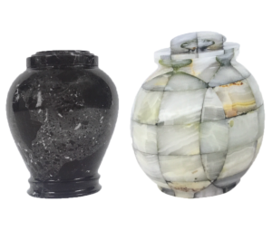 Embrace Marble Urns